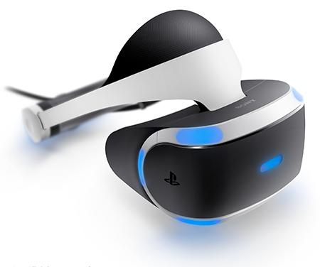 Playstation VR ya llega…