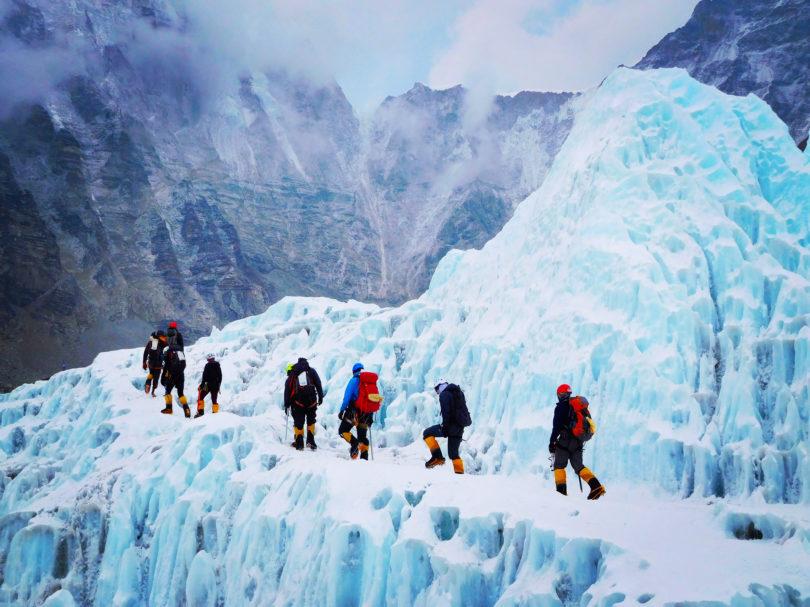 Visita el Everest desde tu sofa.