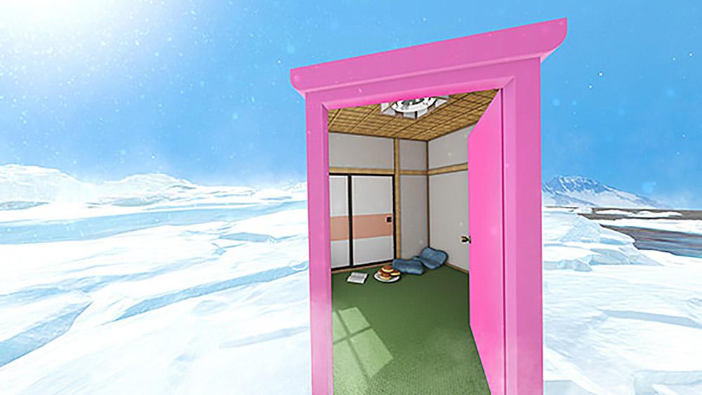 ¡ La puerta mágica de Doraemon ya es una realidad !