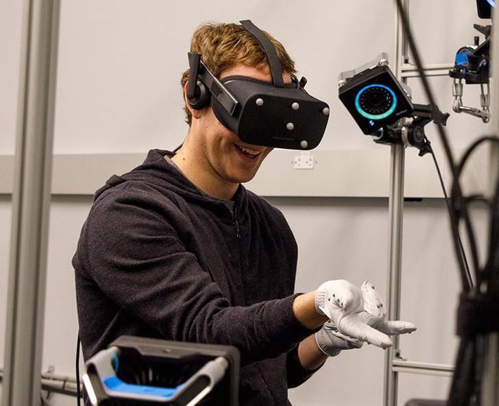 Nuevos rumores acerca de los futuristicos guantes de Oculus