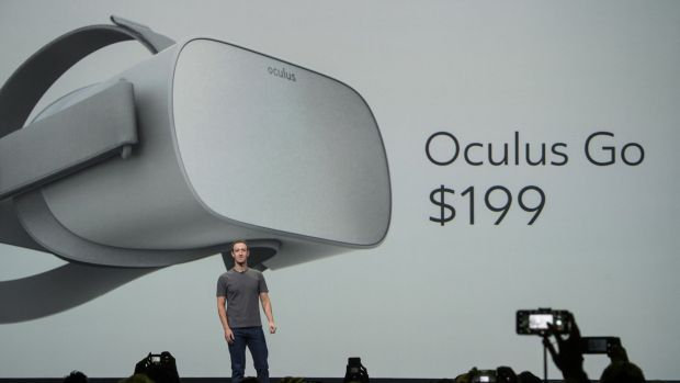 Nuevas Oculus autónomas para este Diciembre!