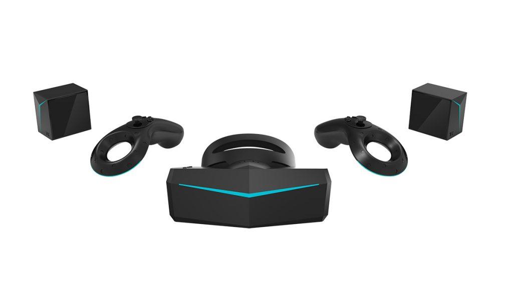 PIMAX 8K sobrepasa la financiación que consiguió en su día Oculus Rift