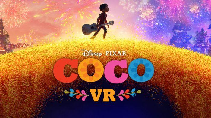 """Pixar lanza su primera y mágica experiencia en VR: """"Coco VR"""""""