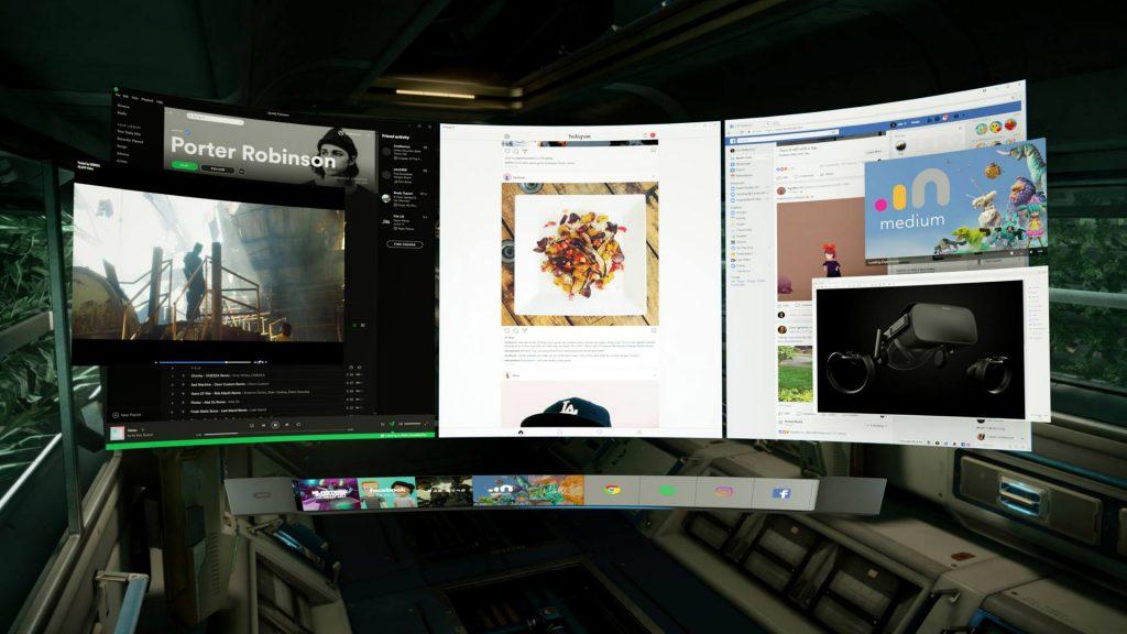 Rift Core 2.0 , la gran actualización de Oculus para cerrar el año